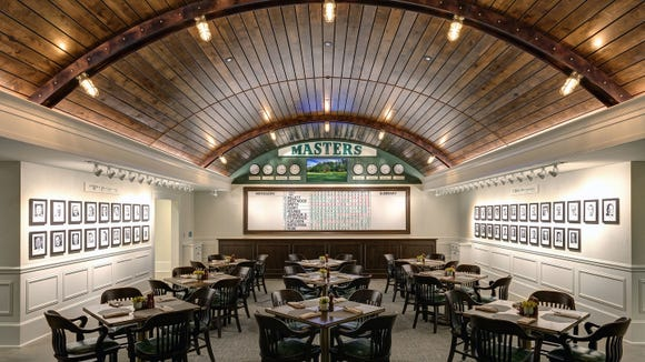 Augusta National's newest building looks ridiculously nice