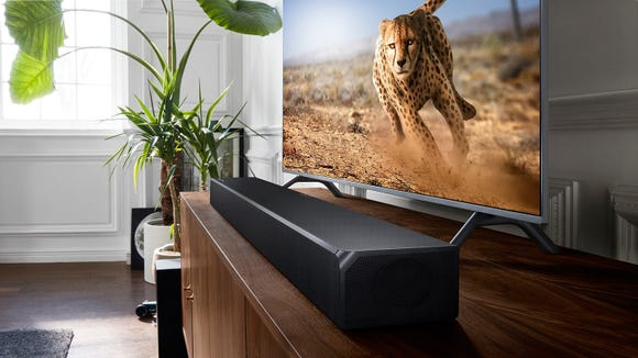 This incredible Samsung soundbar is more than half off right now