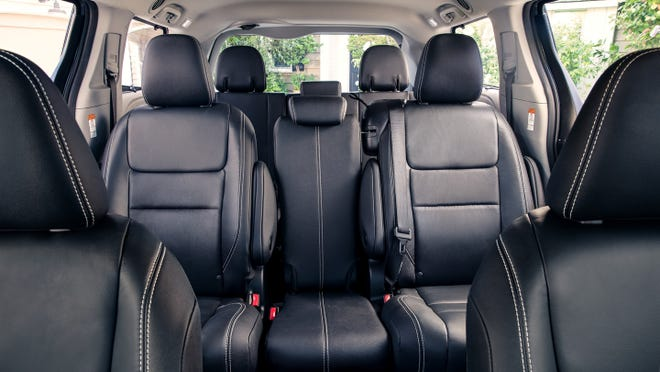 test drive column 2020 toyota sienna awd minivan 2020 toyota sienna awd minivan