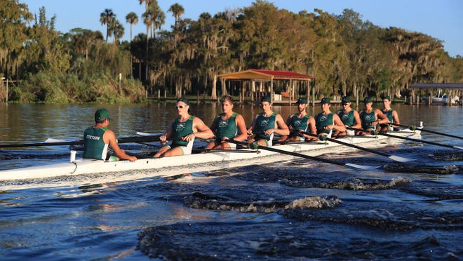 Stetson men's rowing added three recruits.