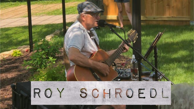 Roy Schroedl will perform on his guitar from 2 to 5 p.m. Saturday at Highway 20 Brewing Co., 113 S. Main Street, Elizabeth.