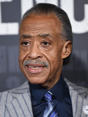 """Al Sharpton attends a special screening of """"Fences"""", at Rose Theater at Jazz at Lincoln Center's Frederick P. Rose Hall, on Monday, Dec. 19, 2016, in New York."""