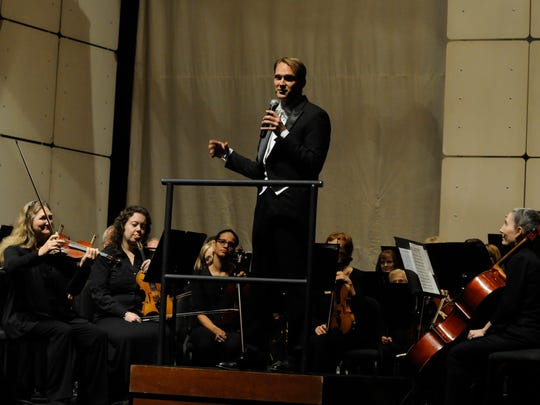 The Tulare County Symphony perform Nov. 22 at the