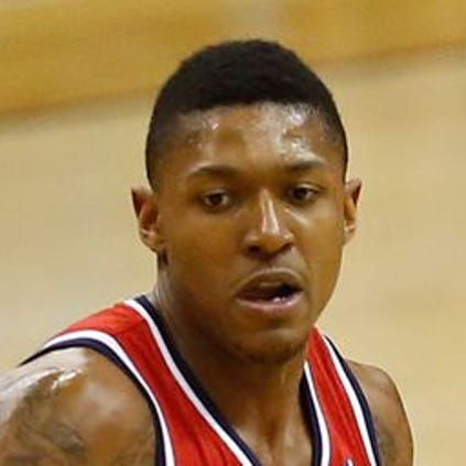 Washington Wizards guard Bradley Beal will miss 6-8