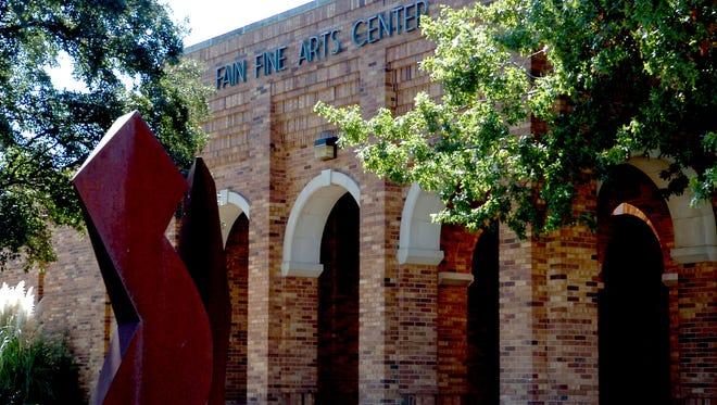 MSU Fain Fine Arts Building