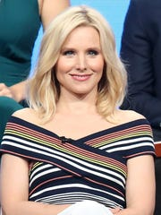 Actress Kristen Bell in August 2016 in Beverly Hills, California.