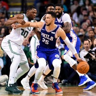 Rookie of the year favorite Ben Simmons is taking the NBA by storm