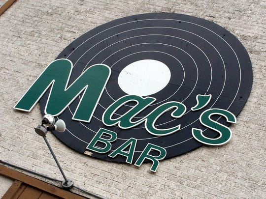 Mac's Bar is located at 2700 E. Michigan Ave. in Lansing Township. Police are investigating a man who fired shots inside and outside the bar.