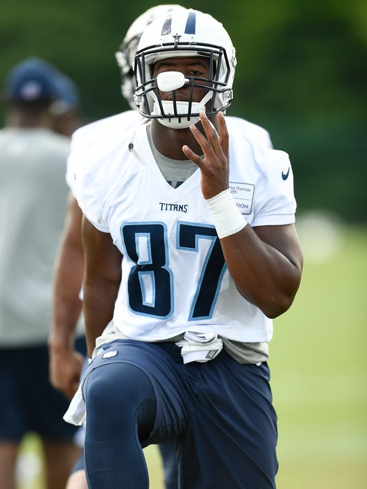 Titans camp 0615