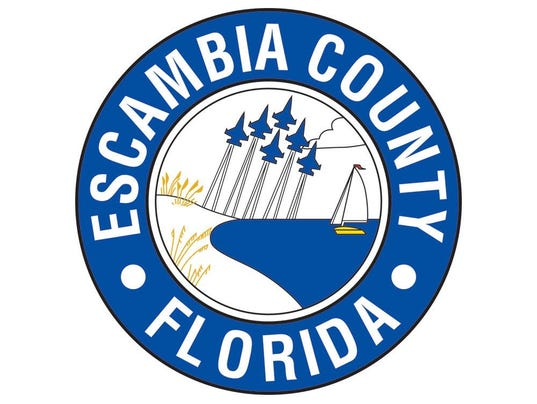 web - Escambia County Logo