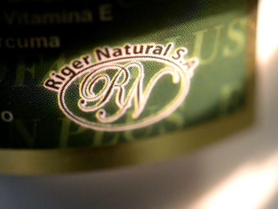 RigerNatural logo1