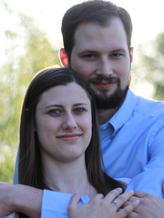 Alexander Koch with Liz McMahon, to whom he was engaged. Koch died in a crash on June 10, 2016 caused by an intoxicated driver. Koch and McMahon were to have been married in September.