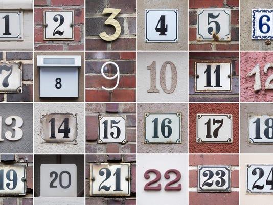 Generic calendar image