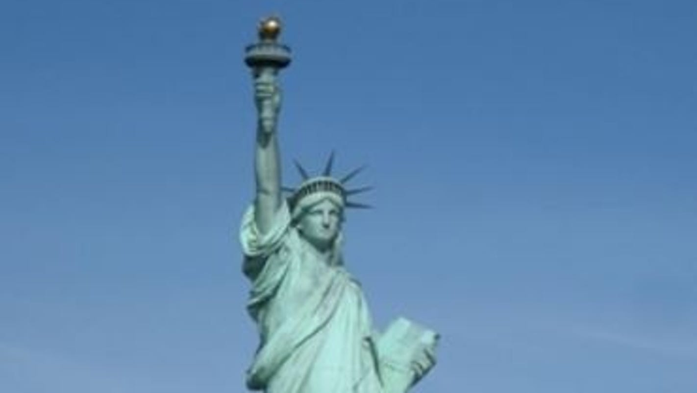 Ny keeps statue of liberty open during federal shutdown biocorpaavc Image collections