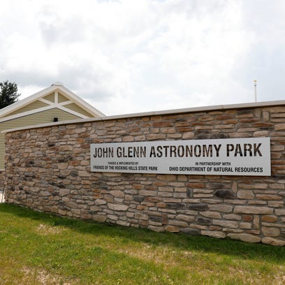 The John Glenn Astronomy Park will open to the public