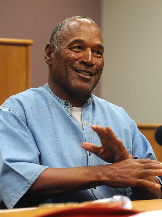 News: O.J. Simpson Parole Hearing