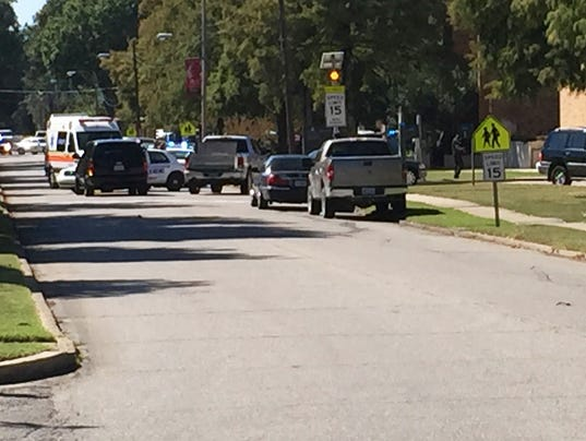 Active Shooter Mississippi College