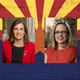 Martha (97% with Trump) McSally or Kyrsten (62% with Trump) Sinema?