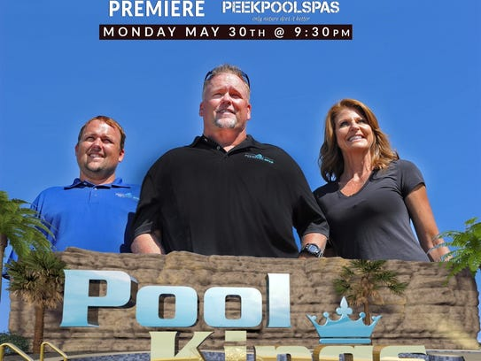 Williamson Family Pool Business To Dive Into Reality Tv