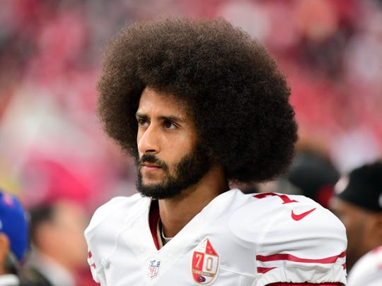 Former NFL quarterback Colin Kaepernick may have been better suited to an earlier era.