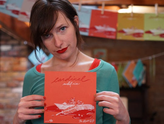 Rachel Ries returns to Vermont for a show Tuesday in