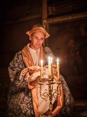 """Mark Rylance as King Philippe in """"Farinelli and the"""