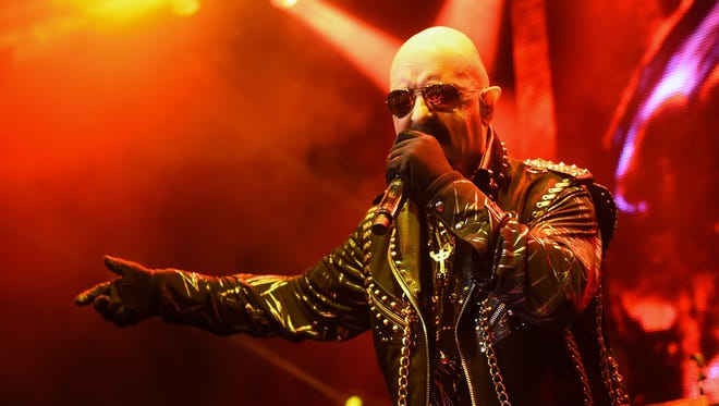 Judas Priest will play the Resch Center in Ashwaubenon on April 5 as part of its 2018 world tour.
