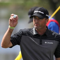 Ryan Palmer, Wesley Bryan share lead at Honda Classic after two rounds