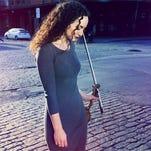 Violin virtuoso performs in Visalia, Three Rivers