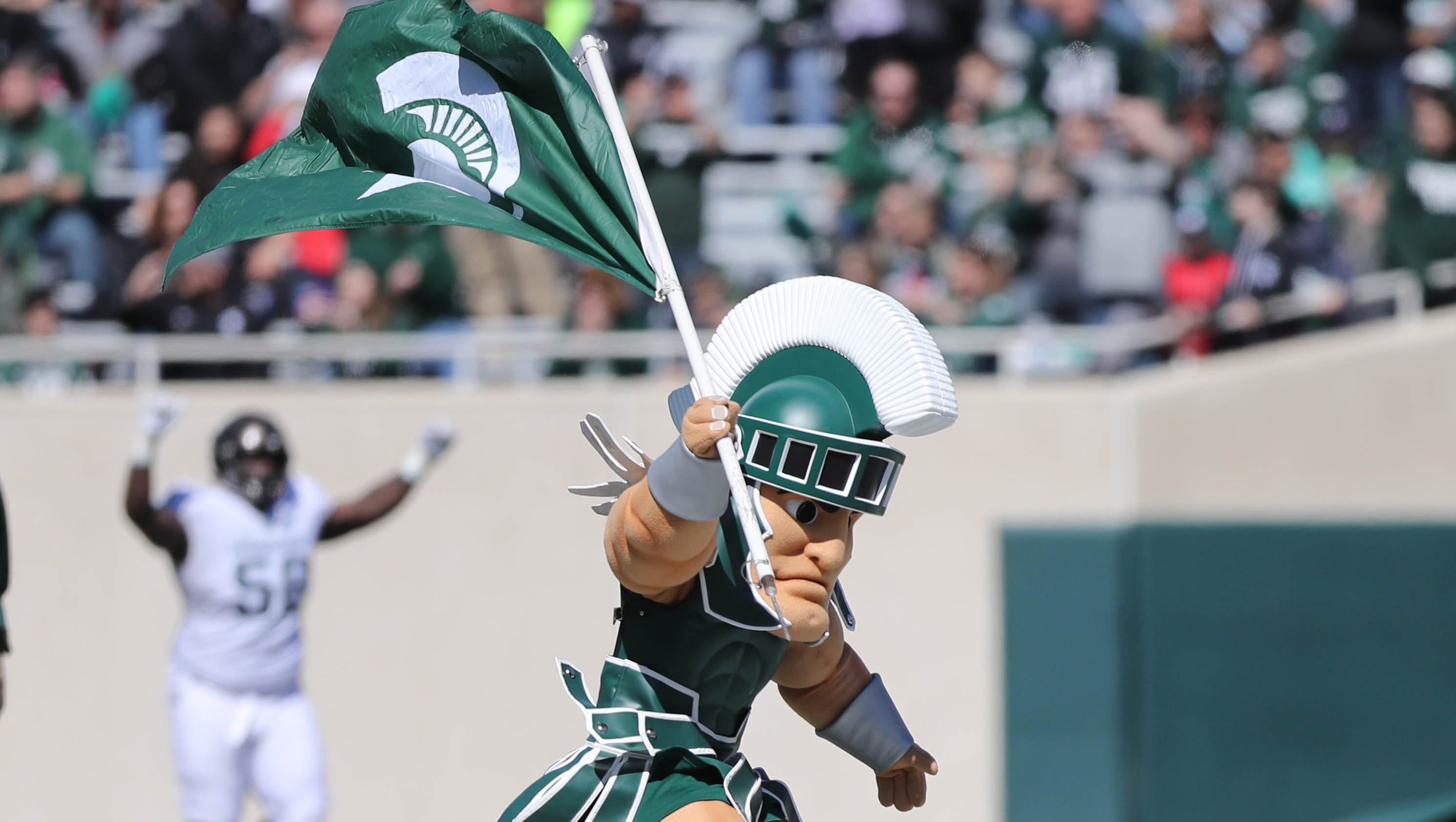 This is a photo of Gorgeous Msu Football Schedule 2020 Printable