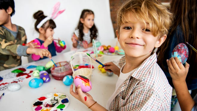 Easter egg hunts and festivals are popular things to do with the kids this Easter weekend, March 30-April 1, in the Fort Myers-Naples area.