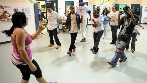 A Zumba session is among activities planned at the Boys & Girls Club of Vineland's Health & Wellness Fair on Oct. 24.