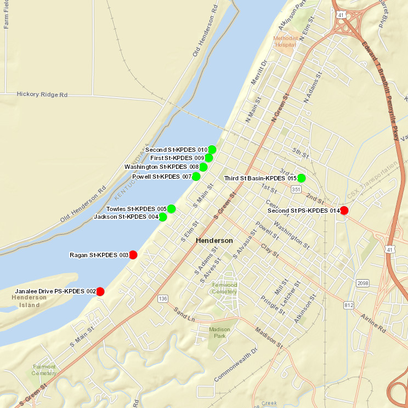 Rains causing Henderson sewers to overflow? See exactly where in real time ...