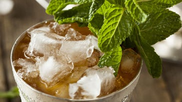 Local mixologists compete for most creative Mint Julep Wednesday