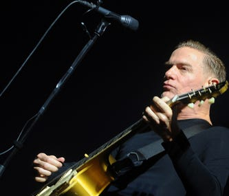 Front-Row Seat: Bryan Adams Gets 'Reckless'
