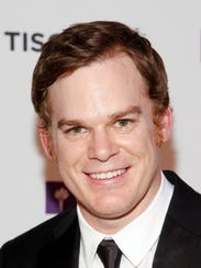 Michael C. Hall, the star of David Bowie's musical