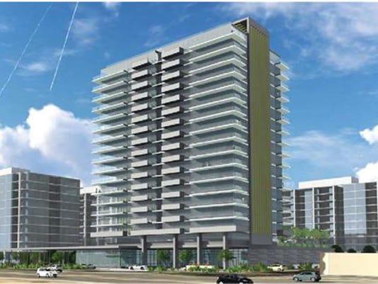 Phoenix, Scottsdale neighbors fight plans for Kierland high-rise