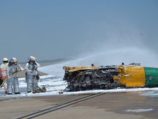 Kingsville plane crash
