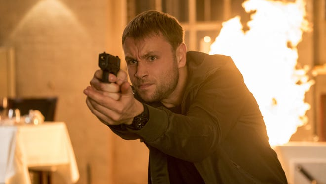 Max Reimelt is Wolfgang on 'Sense8.'