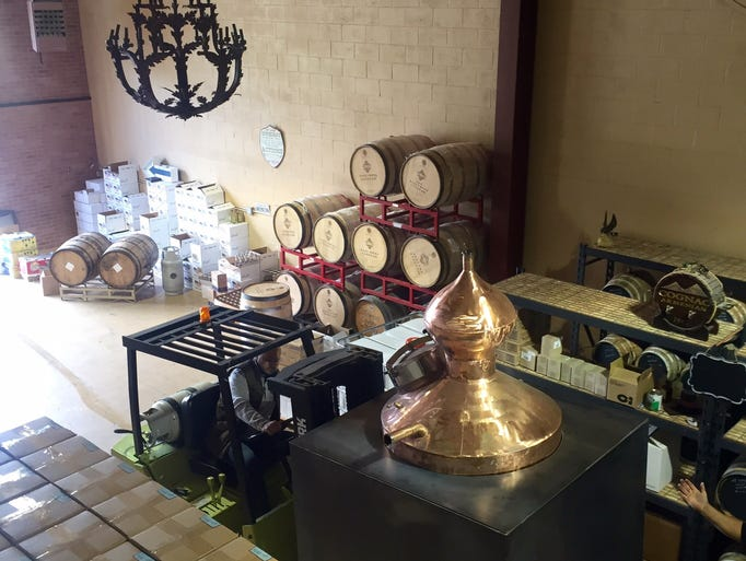 New Deal Distillery And Tasting Room