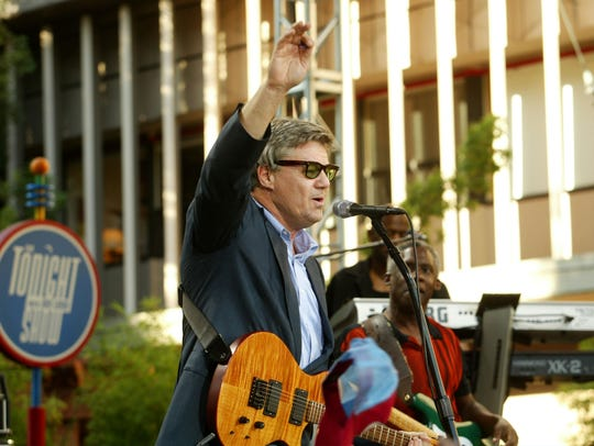The Steve Miller Band plays Lake Tahoe Outdoor Arena