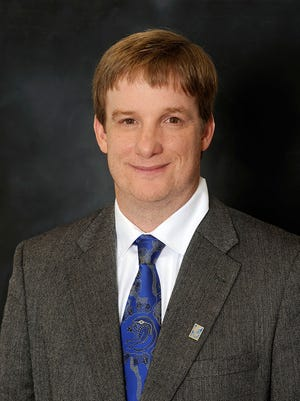 Michael Huggins, UWF dean of the College of Science, Engineering and Health.