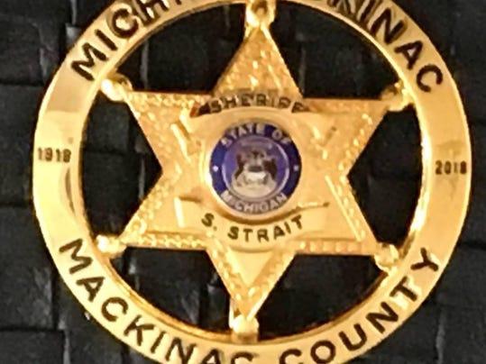 mackinac county sheriff