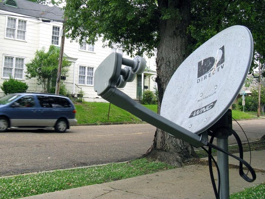 DIRECTV doesn't have the capacity to uplink local WPBI