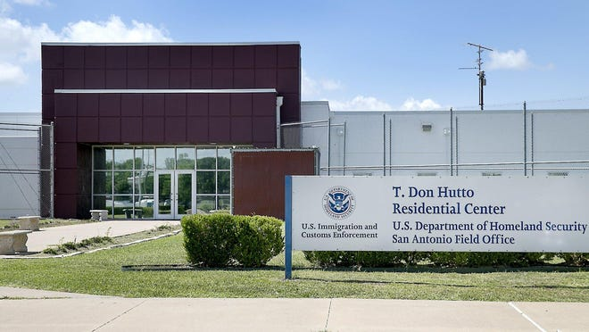 The Grassroots Leadership advocacy group said that last week ICE awarded a 10-year contract to CoreCivic's T. Don Hutto Residential Center in Talyor. The center detains immigrant women seeking asylum.