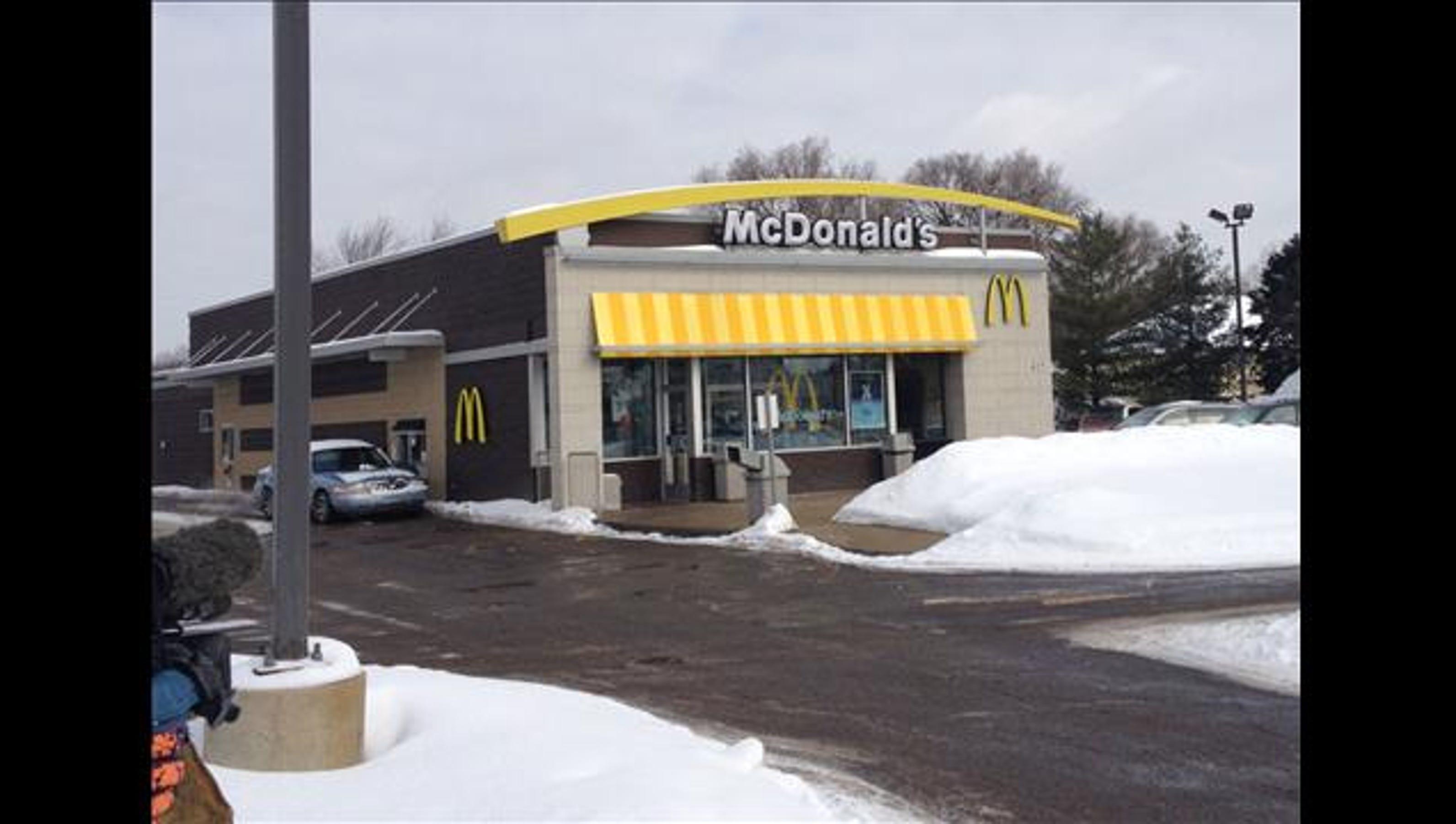how to work at mcdonalds drive thru