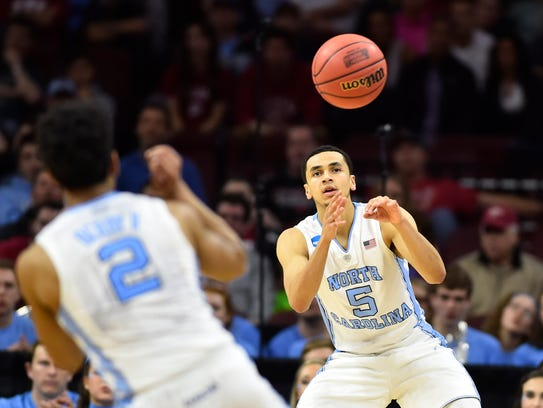 Marcus Paige's jump shot will be a big factor in UNC's