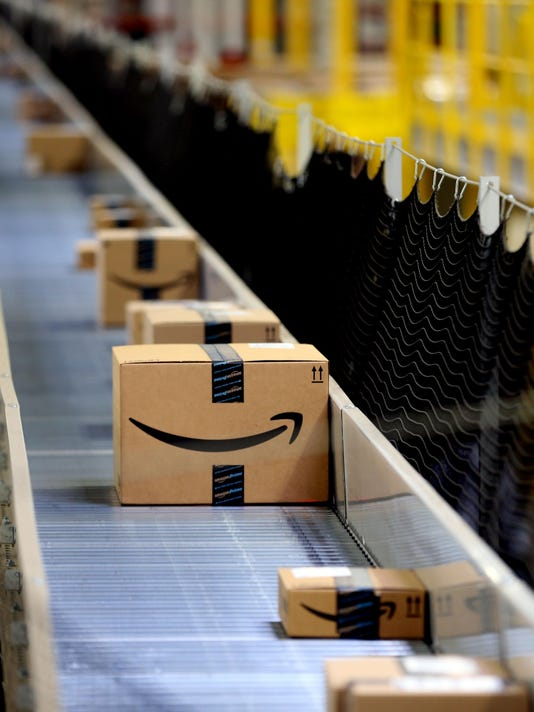 Amazon wristbands could track workers' hand movements: 'Employers are increasingly treating their employees like robots'