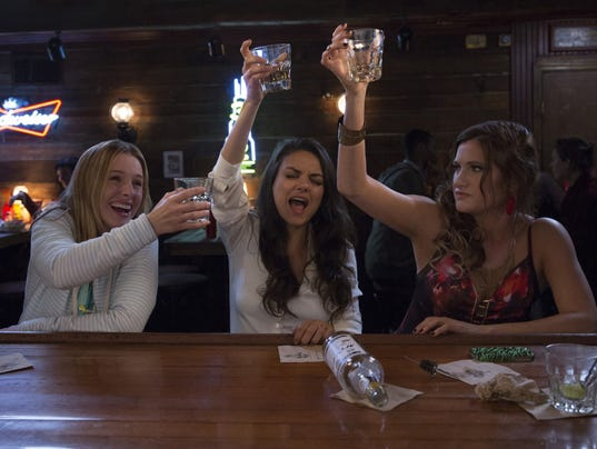 'Bad Moms' movie review