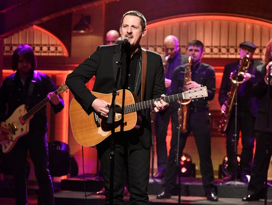Sturgill simpson little big town to perform at grammys Sturgill simpson grammy performance